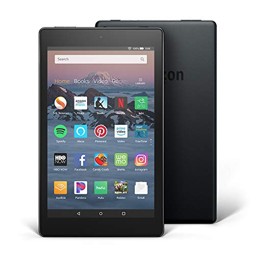Fire HD 8 Tablet (8' HD Display, 16 GB) - Black