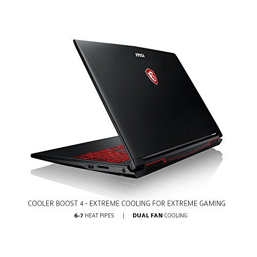 Compare MSI GL62M vs other laptops