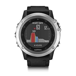 Garmin Fenix 3 HR Smartwatch GPS Multisport, Sensore Cardio al Polso, Display a Colori, Altimetro e Bussola, Nero/Grigio (B01GG0C2D0)   Amazon price tracker / tracking, Amazon price history charts, Amazon price watches, Amazon price drop alerts