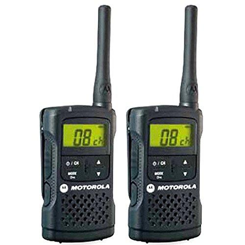 Motorola(モトローラ) 特定小電力トランシーバー CL08 (BLACK) ブラック 2台セット