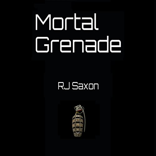 Mortal Grenade audiobook cover art