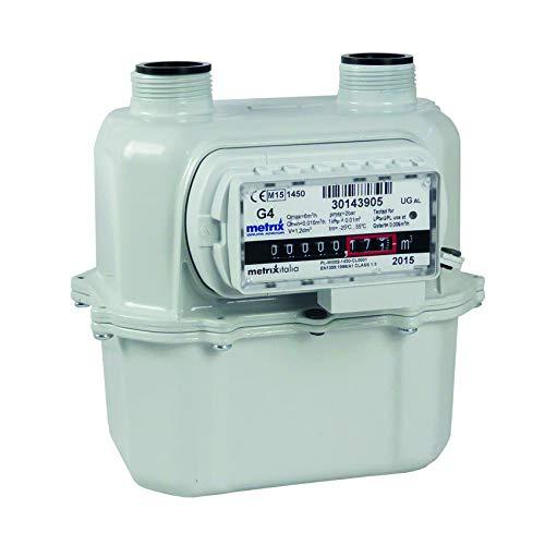 takestop CONTATORE FISCALE Gas GPL METANO Acqua A Parete CASA H 210 x L 210 x P 175 Elevata PRECISIONE