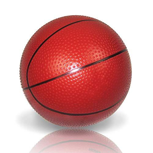 aolongwl Basketball Ball Mini Gummi Basketball Outdoor Indoor Kinder Unterhaltung Spiel Basketball Hochwertige Weiche Gummiball Für Kinder