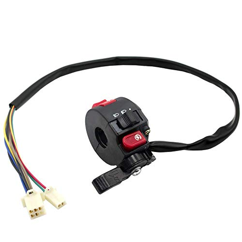 BMotorParts Starter Switch for Vitacci Cougar UT125 125cc ATV