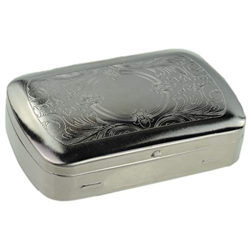 TI3350-Tabakdose mit Toilettenpapierhalter mit Paisley-Muster