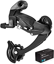 Inkesky 7/8/9 Speed Bike Rear Derailleur - Direct Mount(NOT Hanger Mount) - Long Cage(SGS) - Compatible with Shimano for Mountain Bike, MTB Cycling