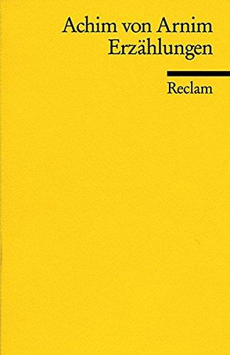 Erzählungen (Reclams Universal-Bibliothek)
