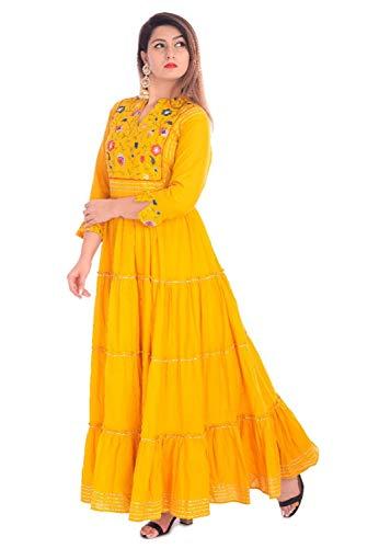 Traditional Jaipur Women's Cotton E…