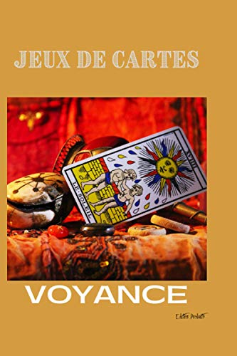 Jeux de Carte Voyance: Journal de tirages pour analyser vos prédictions   Carnet de Tirages de Cartes Tarot et Oracle   100 Fiches préremplies à ... Cadeau original pour Noel, Anniversaire