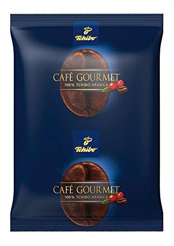 Tchibo Café Gourmet Elegant Kaffee | Hochwertiger Filterkaffee in praktischen 6x90g Portionsbeuteln | Ideal für Filterkaffeemaschinen | Einzigartige Kaffeequalität von Tchibo
