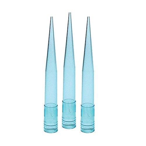 1000x Ratiomed Pipettenspitzen, universal, Pipetten-Typen, 50-1000µ, 71 mm, blau