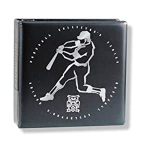 Ultra Pro 3″ Top Dog Baseball Black Album
