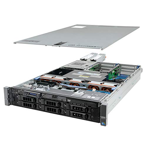 High-End Virtualization Server 12-Core 64GB RAM 12TB Raid ...