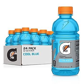 cool blue gatorade