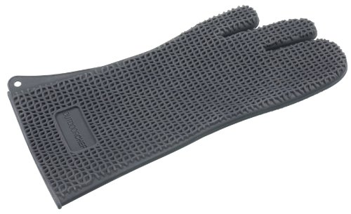 Outdoorchef 14.491.26 3-Finger-Silikon-Handschuh Profi Zeus