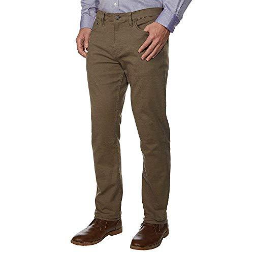 English Laundry Men's 365 Pant (Walnut, 36x 34)