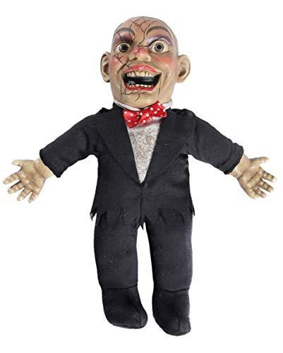 Horror-Shop Puppe de Halloween con Sonido Charlie