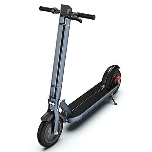 Lxrzls Scooter eléctrico - Alquiler de Moto for Adultos - El Truco Scooter - for Adultos y Adolescentes (Color : D)