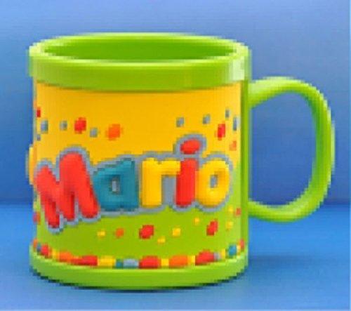 My Name – Mug Mario