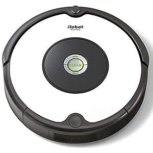 iRobot Roomba 605- Robot aspirador para suelos duros y alfombras, con tecnología Dirt Detect, sistema de limpieza en 3 fasesiRobot Roomba 605- Robot ...