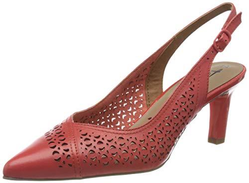 Tamaris 1-1-29610-24, Zapatos con Tira de Tobillo para Mujer