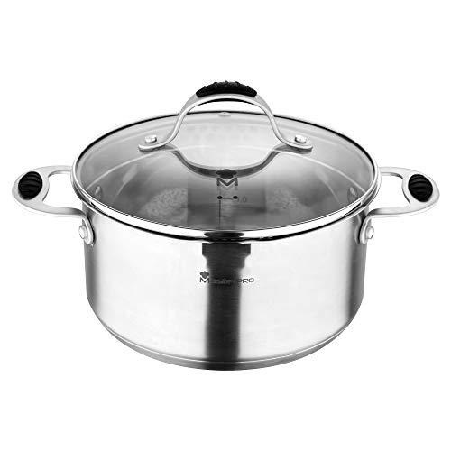 Cacerolas De Cocina Induccion 12Cm Marca MasterPro