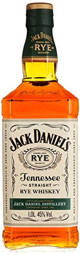 Jack Daniel Core Straight Rye Whisky (1 x 1000 ml)