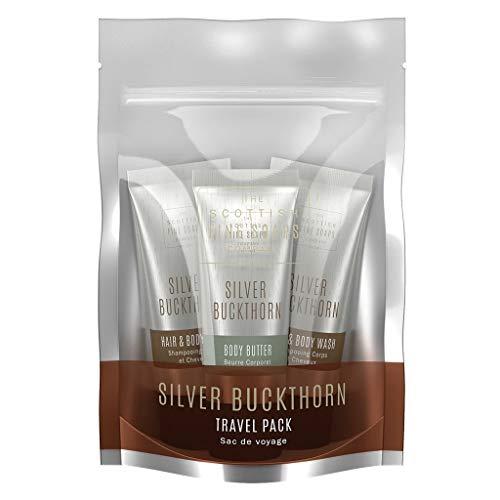 Scottish Fine Soaps Silver Buckthorn Travel Pack Pakket 1pakket