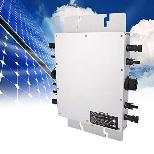 NEUFDAY Neufdayyy WVC 1200W IP65 Wasserdicht ECO-Worthy Solar-Wechselrichter Leistungsbegrenzer MPPT PV-System DC-AC