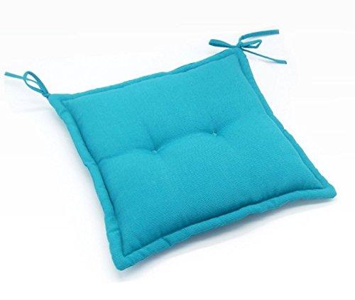 outdoor chaise coussin doux et confortable coussin de bandage - couche fashion bel,blue