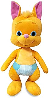 Snap Toys Word Party - Kip 7 Stuffed Plush Baby Wallaby from the Netflix Original Series - 18+ Months