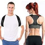 Aoyool Schultergurt Haltungskorrektur, Rücken Geradehalter zur Körperhaltung,...