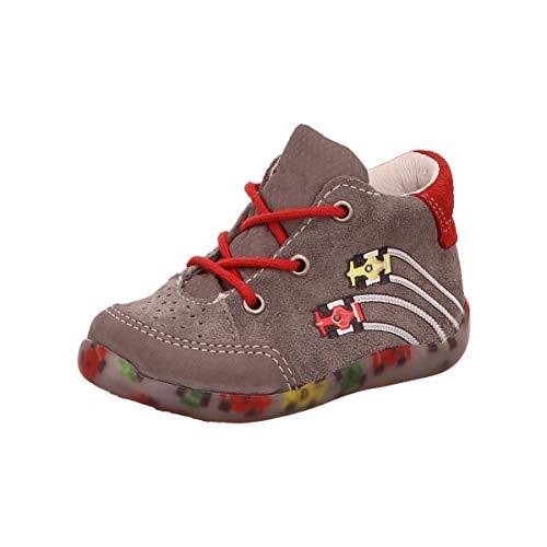 RICOSTA , {Chaussures Premiers Pas pour bébé (garçon) - Gris - Gris, 22 EU