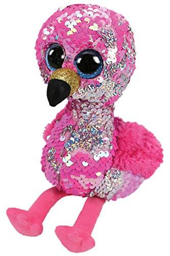 Ty Pinky Flamingo Plüschtier RoseEtArgenté One Size