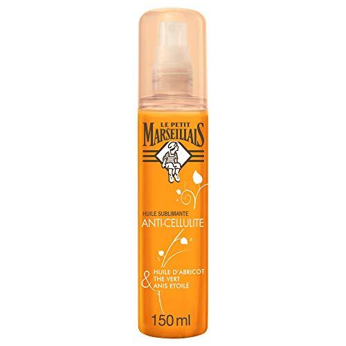 Le Petit Marseillais Huile Sublime Anticel Huile Abricot The Vert Anis Spr150 - 150 ml