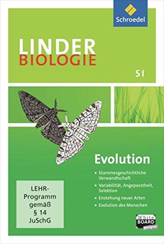 LINDER Biologie SI: Evolution: Einzelplatzlizenz: Lernsoftware / Einzelplatzlizenz (LINDER Biologie SI: Lernsoftware)