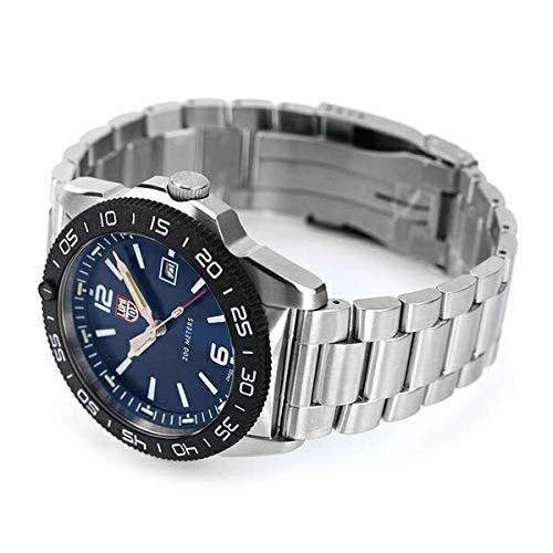 [ルミノックス]LUMINOXパシフィックダイバー3120シリーズ44mmクオーツメンズ腕時計l3123[並行輸入品]