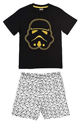 Star Wars Niños Pijama Corto