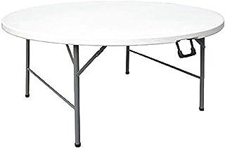Bolero Table ronde pliante 1,5 m de diamètre