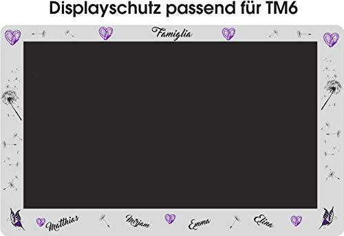 Displaybeschermfolie voor de TM6-familie Italië