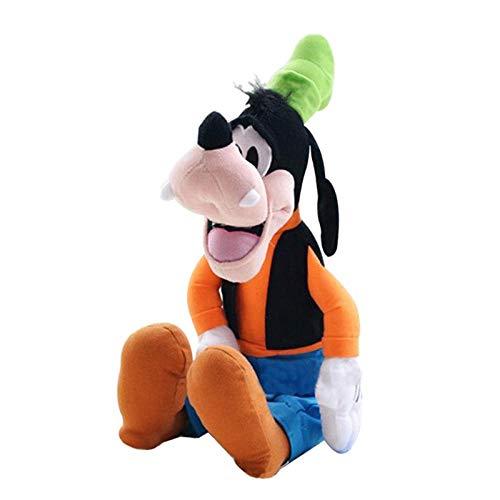 WWWL Peluche 1pc Lindo 30cm Pluto Felpa Juguetes Goofy Perro Daisy Pato Amigo Pluto Juguetes de muñecas niños Regalo Goofy