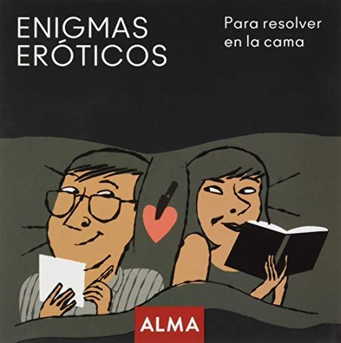 Enigmas eróticos para resolver en la cama (Cuadrados criminales)