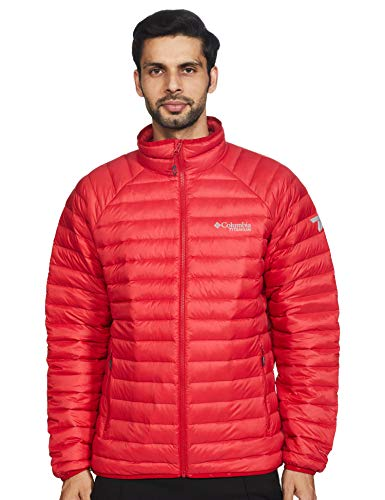Columbia Men's Alpha Trail Down Jacket Insulated