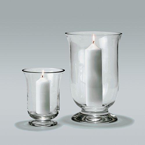 Lambert Mallorca Windlicht, Klarglas H31 D21 cm Glasaccessoires-Kristall, Klar, One Size