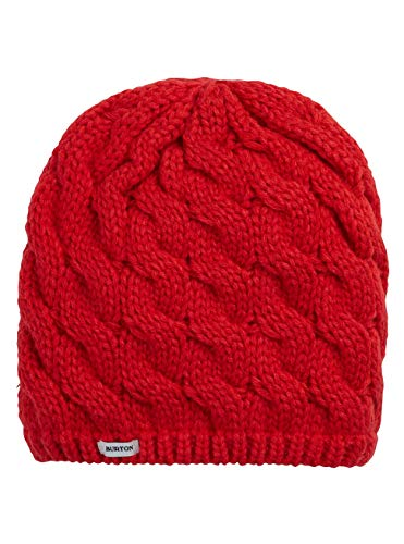 Burton Damen Mütze Birdie, Hibiscus Pink, 1SZ, 13420106650
