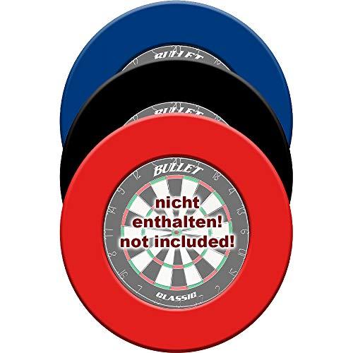 BULLET-Darts Surround Ring für alle gänigen Dartscheiben - Ø68cm - Rot