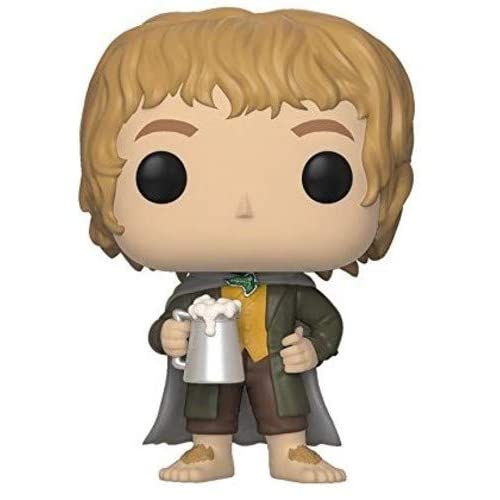 Vinyl The Lord of the Rings LOTR Merry Brandybuck Pop