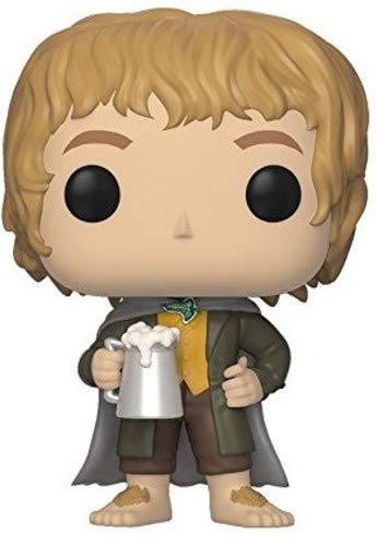 Funko 13563 Lord of The Rings S3 Figur: LOTR/Hobbit: Merry Brandybuck, Multi, Standard