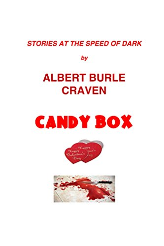 Candy Box: the whispering stow-away (English Edition)