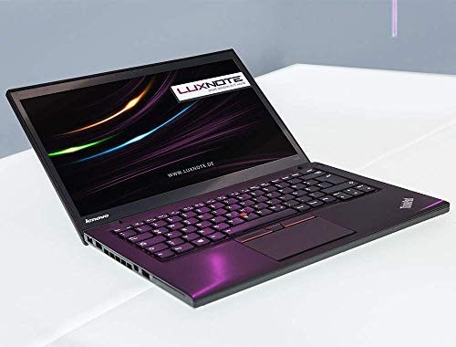 Lenovo ThinkPad T450s Business Notebook, Intel i7 2 x 2.6 GHz Prozessor, 12 GB Arbeitsspeicher, 240 GB SSD, 14 Zoll Display, Full HD, 1920x1080, IPS, Cam, Windows 10 Pro, S2Y (Generalüberholt)